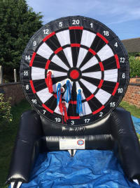 Inflatable Darts ★New★ One of the first in UK!! ★