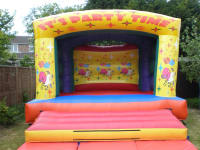 Adult Party Time Castle 15ft x 15ft
