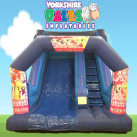 My Little Pony Inflatable Slide Hire - 14ft