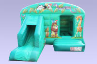 12ft x 18ft Jungle Bouncy Combo