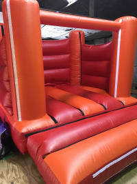 New indoor bouncy castle 10 x 12