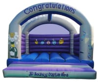 18 x 18ft Celebrations Party Castle #Adult Use +£20