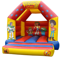 Toy Story Bouncy Castle #To Infinity & Beyond!