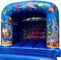 12ft x 15ft Sea World Bouncy Castle
