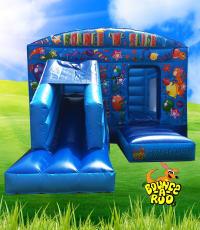 Bounce'n'Slide 18ft x 12ft