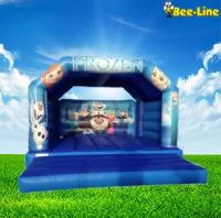 15ft x 16ft Frozen Tribute Castle
