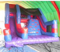 Base camp & slide