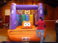 10x12ft toddler bouncy castle called betsy
