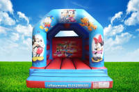Mickey Clubhouse Bouncy Castle