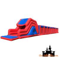 100ft Ace Challenger Inflatable Assault Course