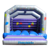 15 x 16ft Celebration Balloon Party Castle #Adult Use +£20
