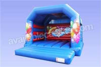 15ft x 16ft Balloon Bouncy Castle (Adults & kids)