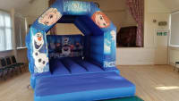 11'x15' Kids Frozen Bouncy Castle