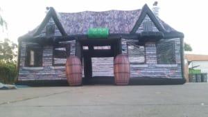 Inflatable Pub 2