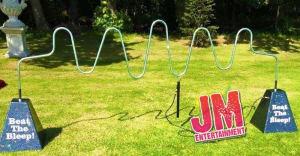 Giant Garden Games. Buzz Wire Giant