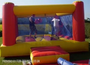 Bouncy Castle Manufacture & Sales in UK, Leicester, Leeds - Better