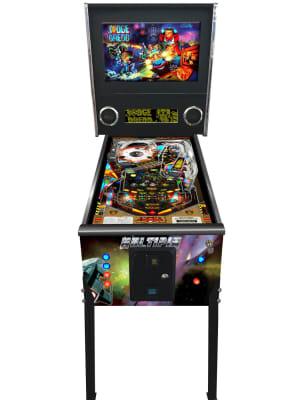 Virtual Pinball Machine - Bouncy Castles, Hot Tub Hire