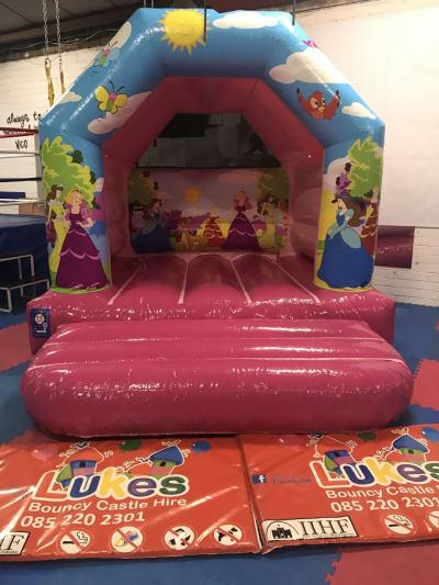 Lukes Bouncy Castle Hire Dublin