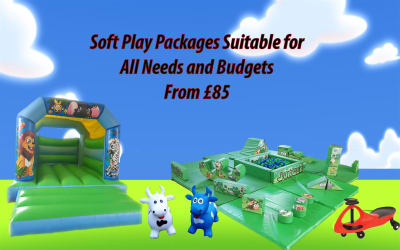 Bouncy Castle Hire and Soft Play Hire in Spalding, Holbeach