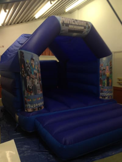 Bouncy Castle Hire & Soft Play Hire Southampton Hampshire in