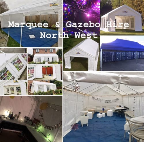 Hire in Cheshire - Marquee & Gazebo hire North West