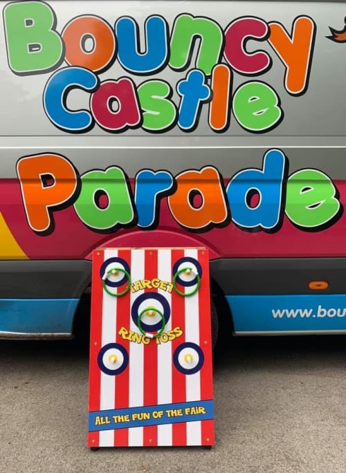 Carnival Games - Bouncy Castle Hire in Southport, Formby
