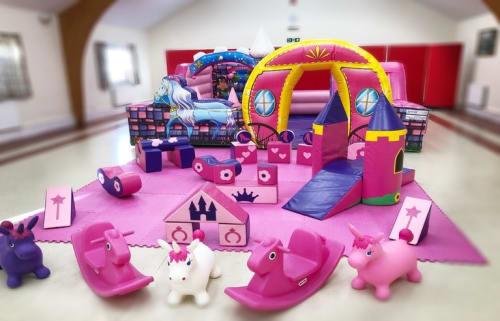 soft play rental essex