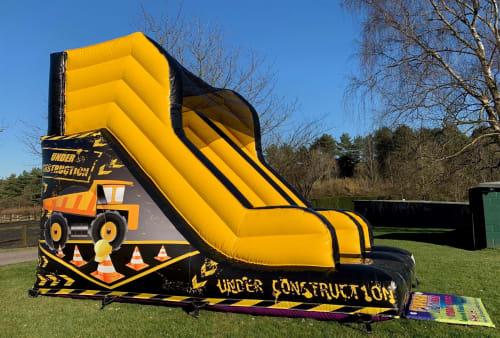 Slides - Bouncy Castle Hire in Kent, East Sussex, West Sussex, South