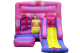 Princess Box & Slide Castle