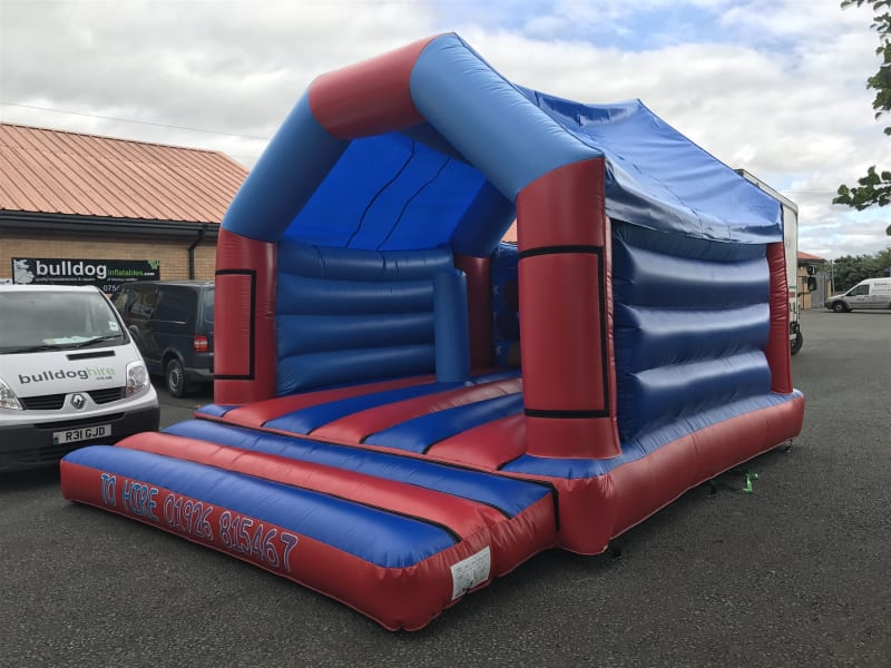 19 x 17 ft Bish Bash Castle Various Themes available! - Bouncy