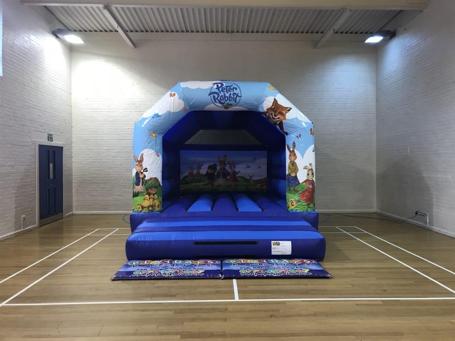 Peter Rabbit Bouncy Castle - Bouncy