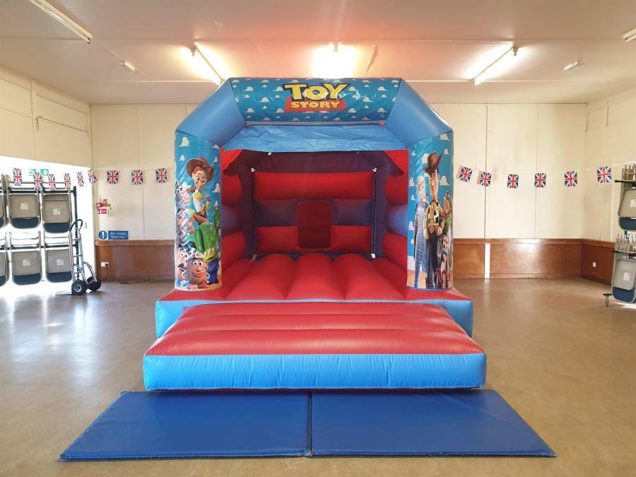 Toy Story Bouncy Castle - Bouncy Castle