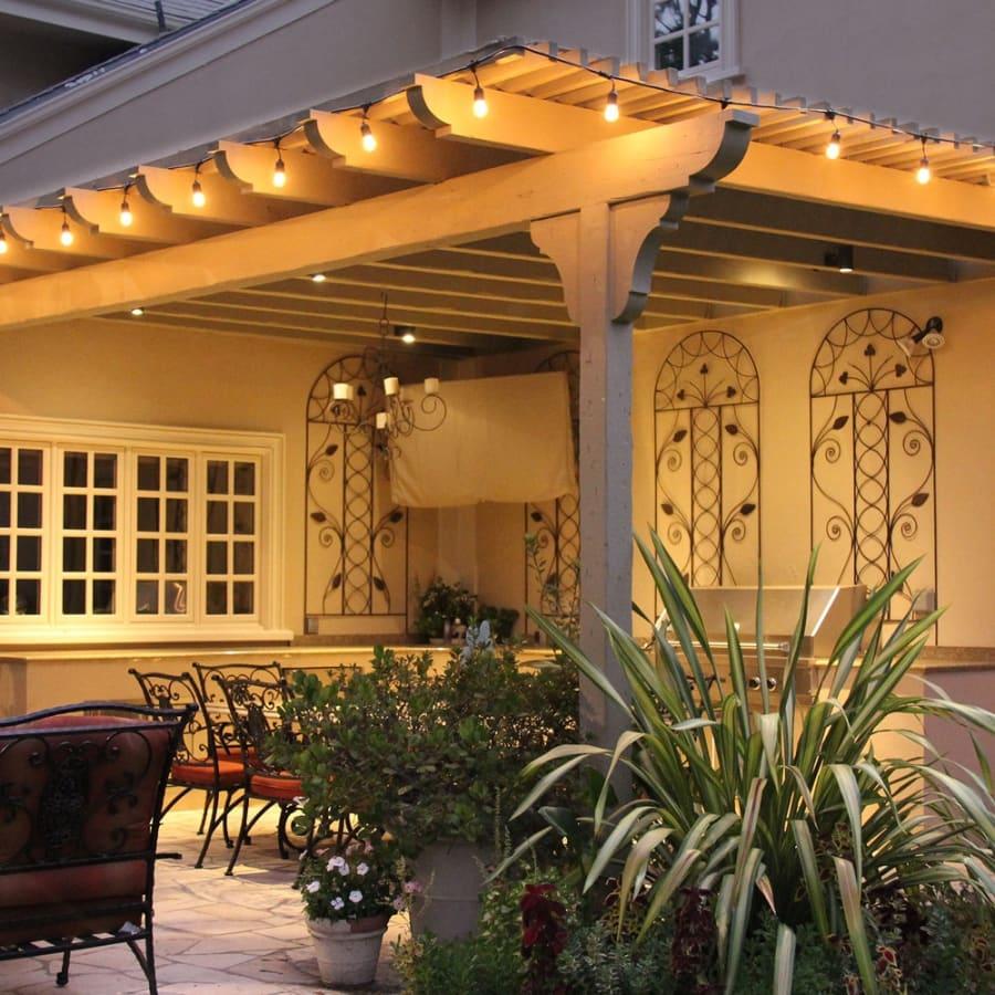29 2m indoor outdoor weatherproof string lights