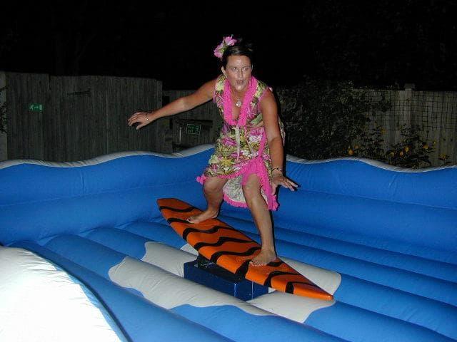 Surf Simulator Hire - Corporate Entertainment in Essex
