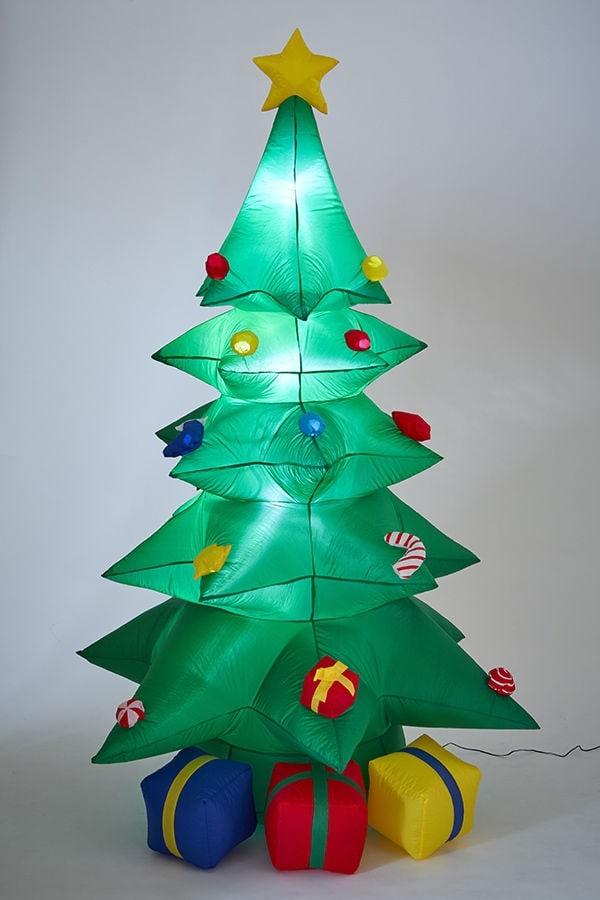 Christmas Tree Inflatable.Christmas Tree Inflatable
