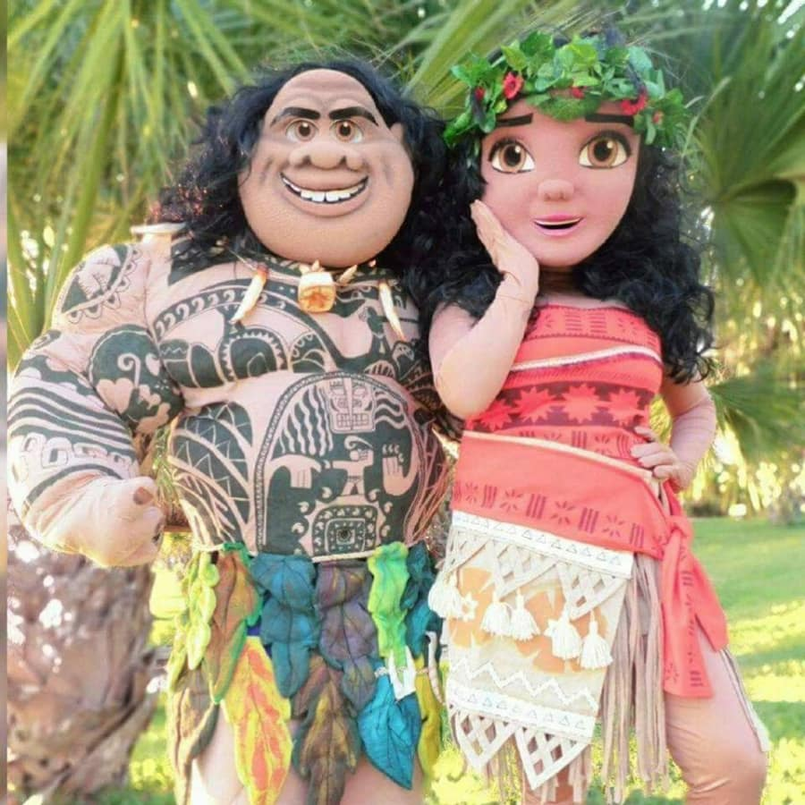 M-Maui or Moana