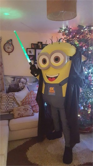 Jedi Minion Dave Will Be At The Brewery Star Wars Convention On