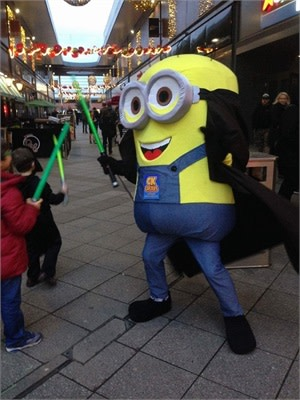 Jedi Minion Dave Had A Great Time At The Brewery Star Wars