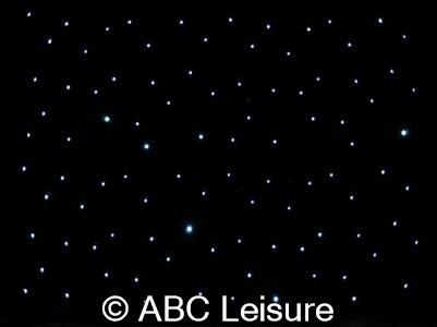 LED Curtain / Star Cloth