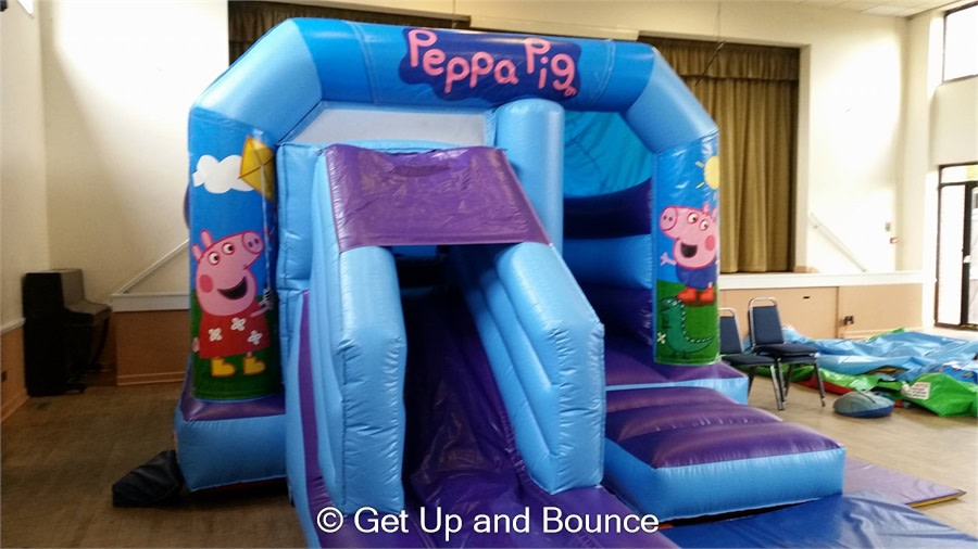 Peppa Pig Theme With Front Slide