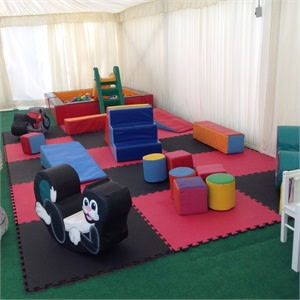 Childrens party hire london mobile soft play hire london in south